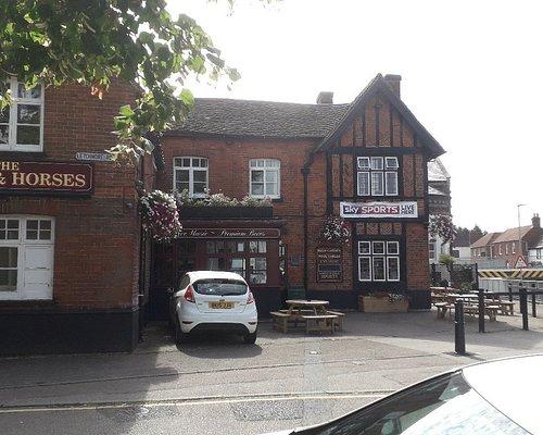The Coach and Horses pub