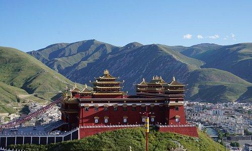 Yushu Monastery con #viajesdesabiduria