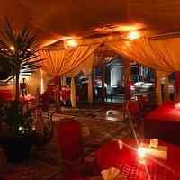 Tagine Bali warm and cosy