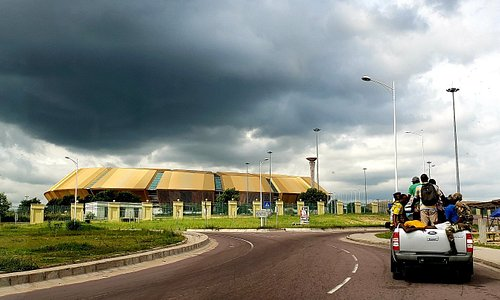 Great architecture and venue