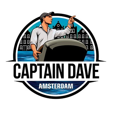 Captain Dave Amsterdam Canal Cruises by local