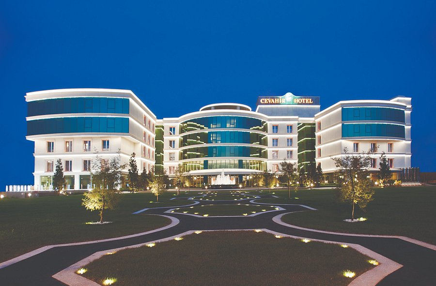Cevahir Hotel Istanbul Asia 47 8 0 Prices Reviews Turkey Tripadvisor