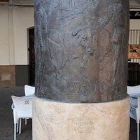 Estatua de Manuel Jimenez Moreno Chicuelo