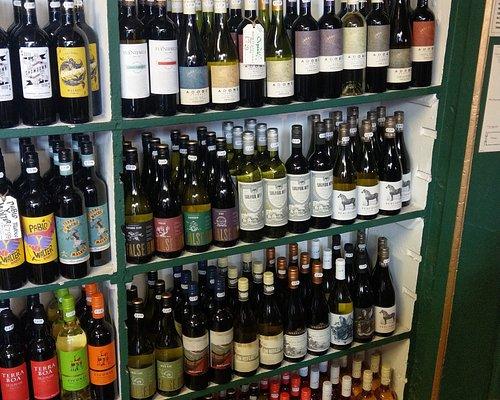 Wobbly shelves