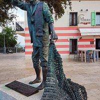 Monumento al pescatore