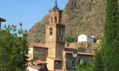 Iglesia de San Servando y San Germán en Arnedillo La Rioja