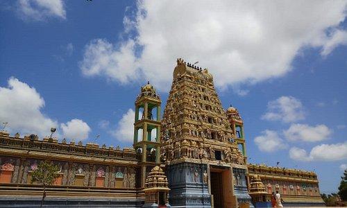 Alvar Hindu Temple - Sri Lanka