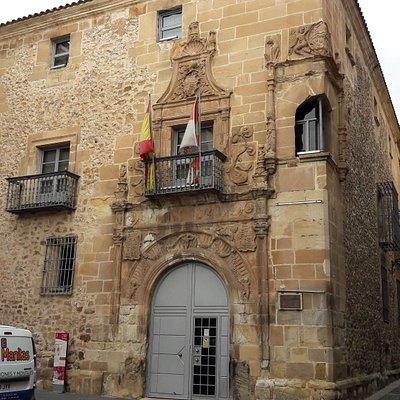 Palacio de los Ríos y Salcedo