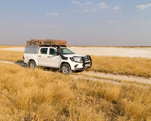 Camping fully equipped Hilux