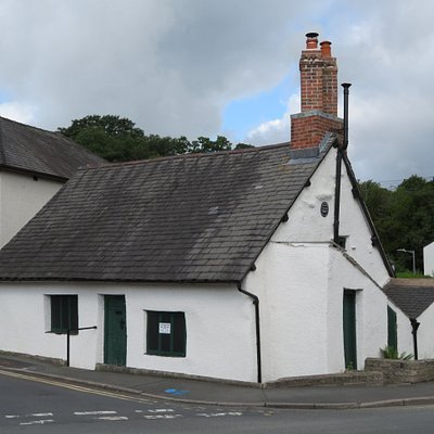 Sir John Barrow's cottage.