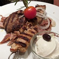 Griechisches Restaurant Symposium