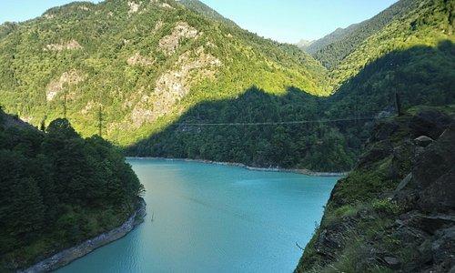 Inguri Reservoir