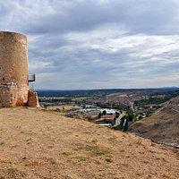 torre y castillo - Turm und Burg - tower and castle
