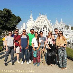 One day Sight-seeing tour around Chiangrai