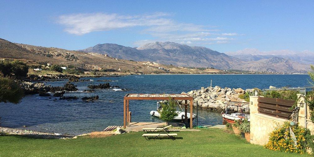 Paradis Dive Center, Petres Crete