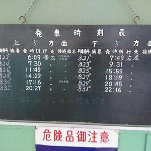 広尾線石坂駅の遺物