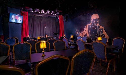 Smoke & Mirrors secret Theatre