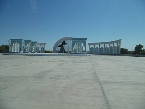 gorogly monument