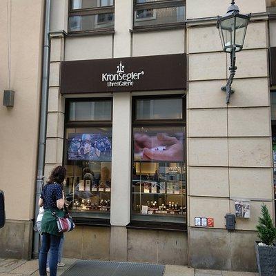 Kronsegler Flag Store Dresden