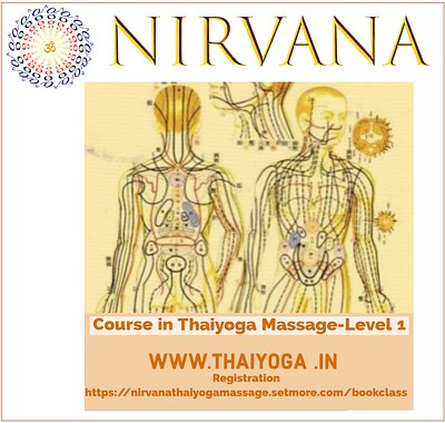 Manual for Level 1 Course in ThaiYoga Massage