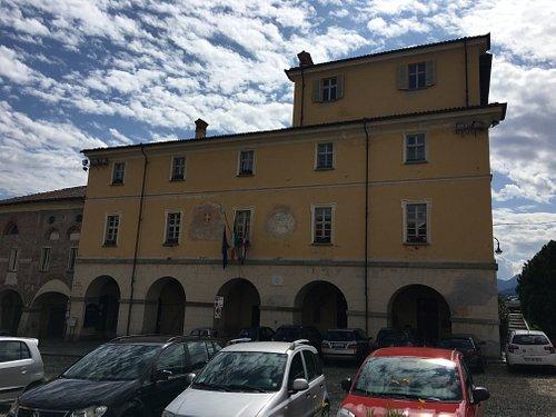 Il Palazzo del Municipio