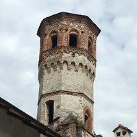 La torre risalente al XIV secolo