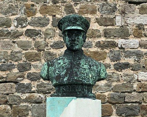Gilbert Brazy geëerd met het Légion d'honneur