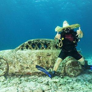 Ay Karamba the under water museum !!!
