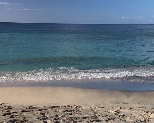 Ocean is quiet!