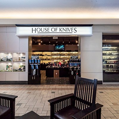 Welcome to House of Knives in Aberdeen Mall (Kamloops, BC Canada)