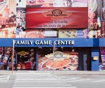Family Game Center de Quiévrain