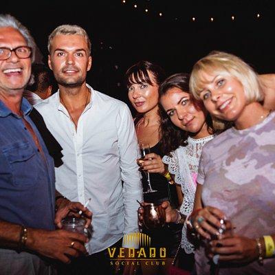 Vedado Social Club RSVP: 669 4440872
