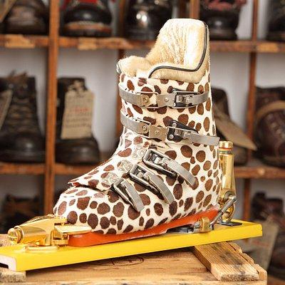 Skimuseum in Reit im Winkl Foto: Stockklauser