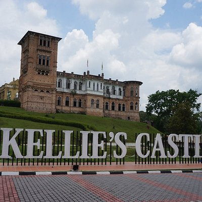 The Haunted Kellie's Castle @Batu Gajah