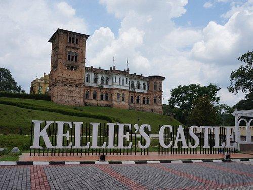 The Haunted Kellie's Castle @Batu Gajah