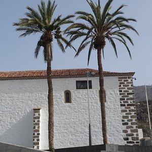 Adeje. Iglesia de Santa Ursula, 25.08.2019
