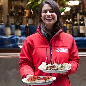 Venice food tour with Urban Adventures