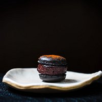 LCA Boudin Noir Macaron