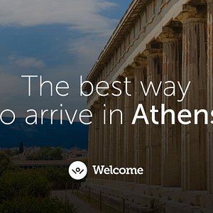 The best way to arrive in Athens. An English speaking Driver will wait for you in the arrivals hall to introduce you to Athens.