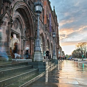 Scottish National Portrait Gallery.   Photography by Lisa Flemming.