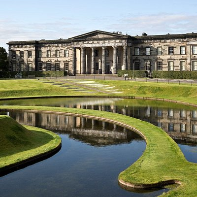 The Scottish National Gallery of Modern Art One.   Photography by Keith Hunter.