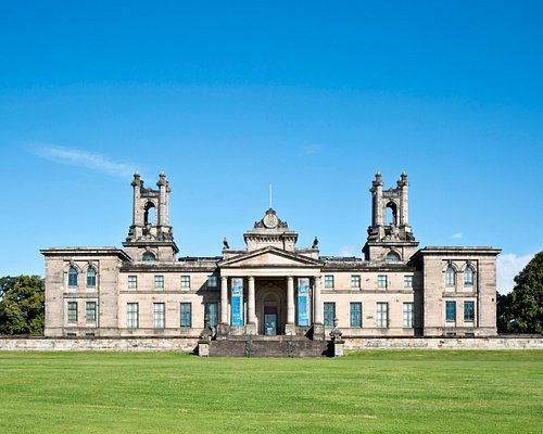 Scottish National Gallery of Modern Art Two.   Photography by Keith Hunter.