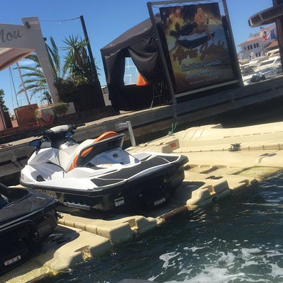 Those jetskis will give you a madness feeling 💨💨 130 horsepower!