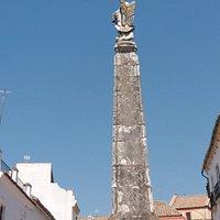 Triunfo de San Rafael de la plaza del Potro