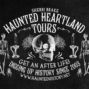 Haunted Heartland Tours has been offering ghosthunts, haunted dinner events, ghostly presentations, paranormal classes and haunted walking tours for nearly 20 years. Our goal is to enlighten, entertain and educate the masses on dark history and the paranormal. Get an Afterlife and join us.