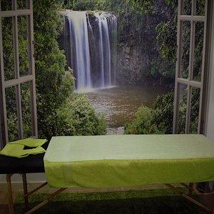 Sala de terapias do Therapy Center Porto