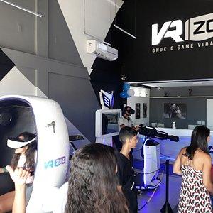 VR Zone - Foto Interna