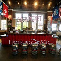 Roguetrippers visited Garrison Brewing Co in Halifax