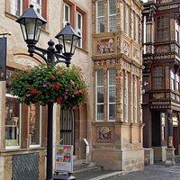 Besucherzentrum Welterbe Hildesheim & tourist-information © Hildesheim Marketing