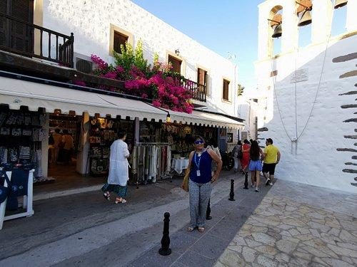 Santorini hermoso lugar para conocer!!